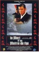 Affiche du film La mort d'un ma�tre de th�