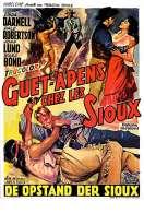 Affiche du film Guet Apens chez les Sioux