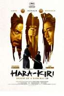 Affiche du film Hara-Kiri : mort d'un samourai