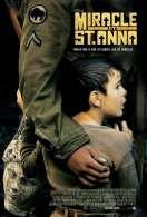 Affiche du film Miracle � Santa-Anna