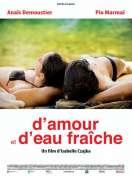 Affiche du film D'amour et d'eau fra�che