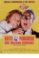 Affiche du film H�tel Paradiso, une maison s�rieuse