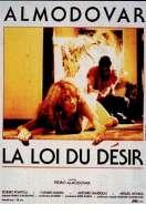 La loi du désir, le film