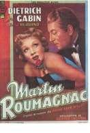 Affiche du film Martin Roumagnac