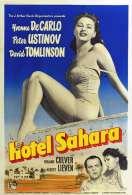 Affiche du film Hotel Sahara