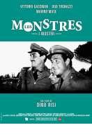 Affiche du film Les monstres