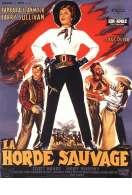 Affiche du film La horde sauvage