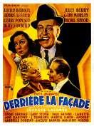 Affiche du film Derriere la Facade