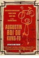 Affiche du film Augustin, roi du kung-fu