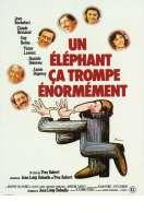 Affiche du film Un Elephant Ca Trompe Enormement