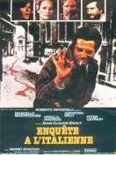 Affiche du film Enquete a l'italienne