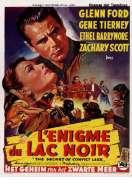Affiche du film L'enigme du Lac Noir