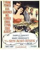 Affiche du film Le Soleil se Leve Aussi