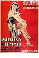 Affiche du film Prisons de Femmes
