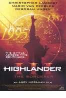 Affiche du film Highlander III