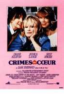 Affiche du film Crimes du Coeur