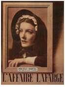 Affiche du film L'affaire Lafarge