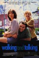 Affiche du film Walking and talking