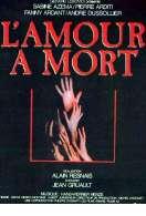 Affiche du film L'amour � mort