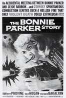 Affiche du film The Bonnie Parker story
