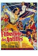 Affiche du film La flibusti�re des Antilles
