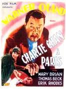 Affiche du film Charlie Chan � Paris