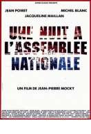 Affiche du film Une nuit � l'Assembl�e Nationale