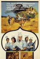 Affiche du film Les Fuyards de Zahrain
