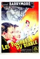 Affiche du film Les Poup�es du diable