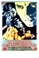 Affiche du film La Brigade des Stupefiants