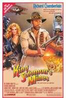 Affiche du film Allan Quatermain et les Mines du Roi