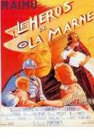 Affiche du film Le Heros de la Marne