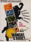 Affiche du film Mandat d'arret