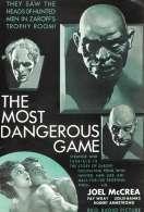 Affiche du film La chasse du comte Zaroff