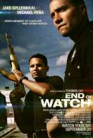 Affiche du film End of Watch