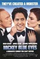 Affiche du film Mickey les yeux bleus