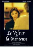 Affiche du film Le Voleur et la Menteuse