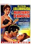 Affiche du film La Marchande d'amour