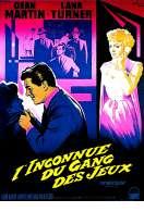 Affiche du film L'inconnue du Gang des Jeux