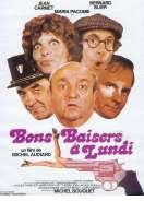 Affiche du film Bons Baisers a Lundi