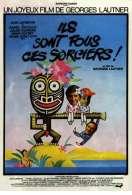 Affiche du film Ils Sont Fous Ces Sorciers