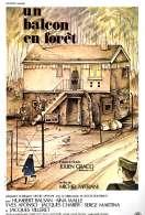 Affiche du film Un Balcon en Foret