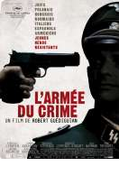 Affiche du film L'Arm�e du crime