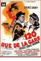 Affiche du film 120 Rue de la Gare