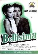 Affiche du film Bellissima