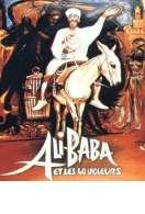 Affiche du film Ali Baba et les quarante voleurs