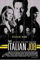 Affiche du film Braquage � l'italienne