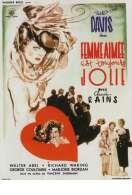 Affiche du film Femme Aimee est Toujours Jolie