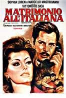 Affiche du film Mariage � l'italienne