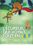 Affiche du film L'Ecureuil qui voyait tout en vert